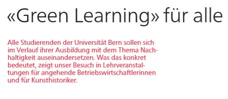 """Green Learning für Alle"""